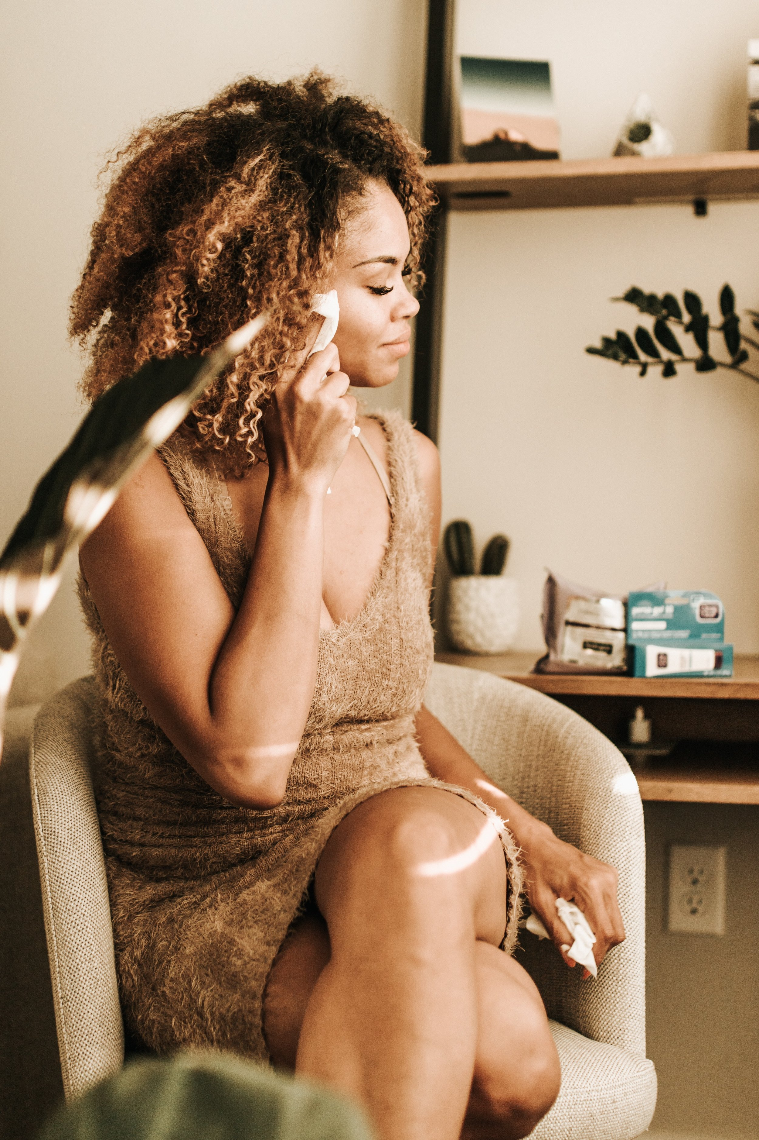 5 Fall Skin Care Tips featured by popular life and style blogger, Mom Crush Monday