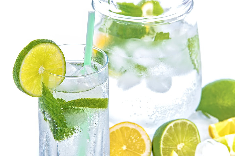 5 Benefits FromInfused Water - Health Benefits & Good Tasing