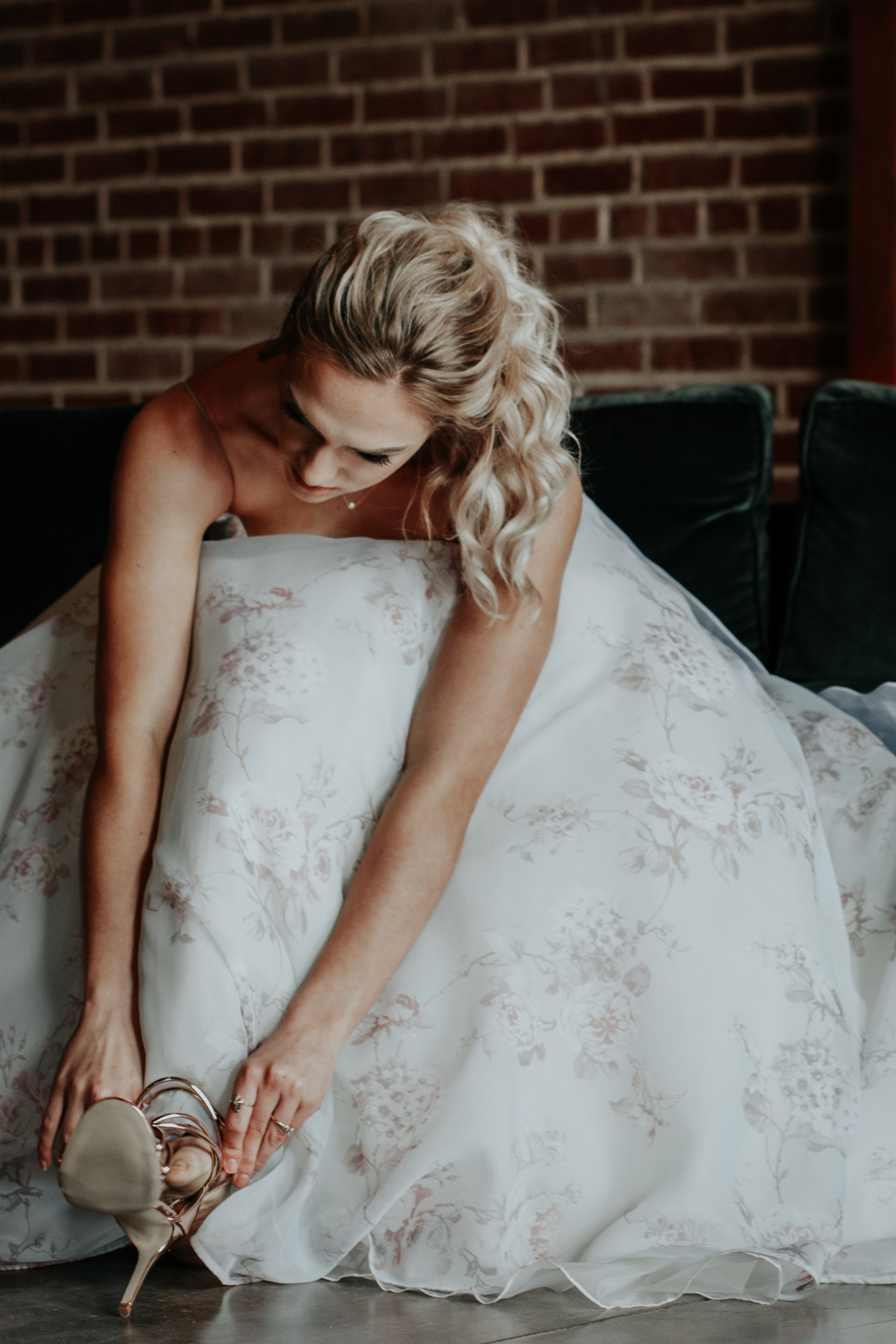 Getting ready shot | Be Images Wedding Photography
