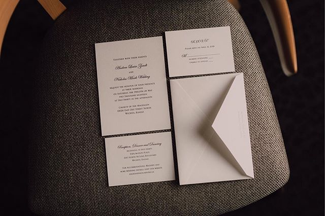 this image is solely responsible for the first time I ever considered going minimalist on Darin and I's invitation suite. What do you think? Go minimalist or bold + illustrative?