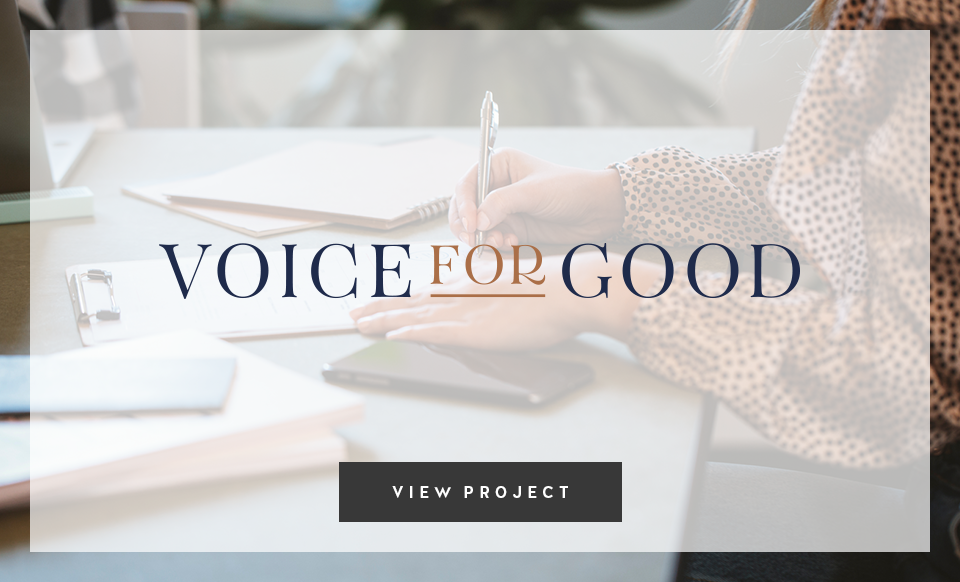 Voice For Good