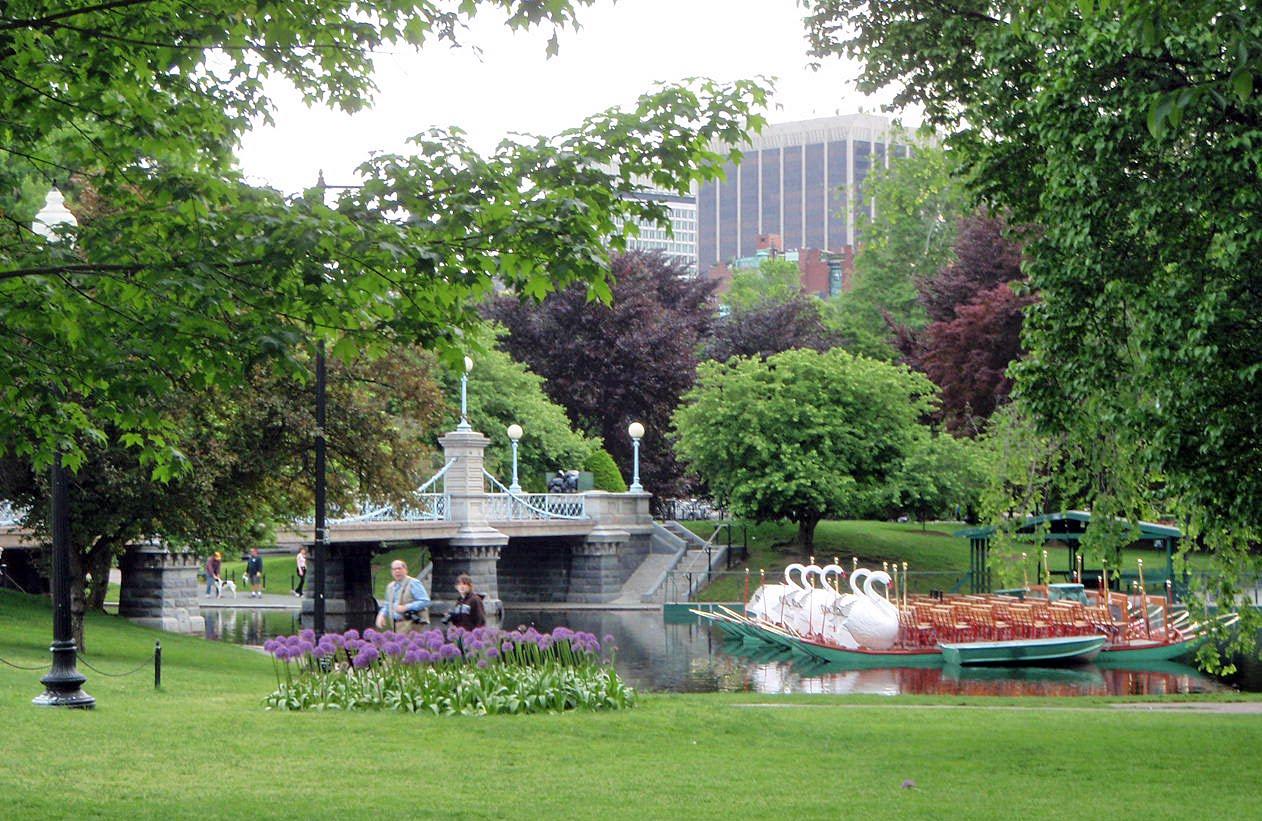 The Public Garden