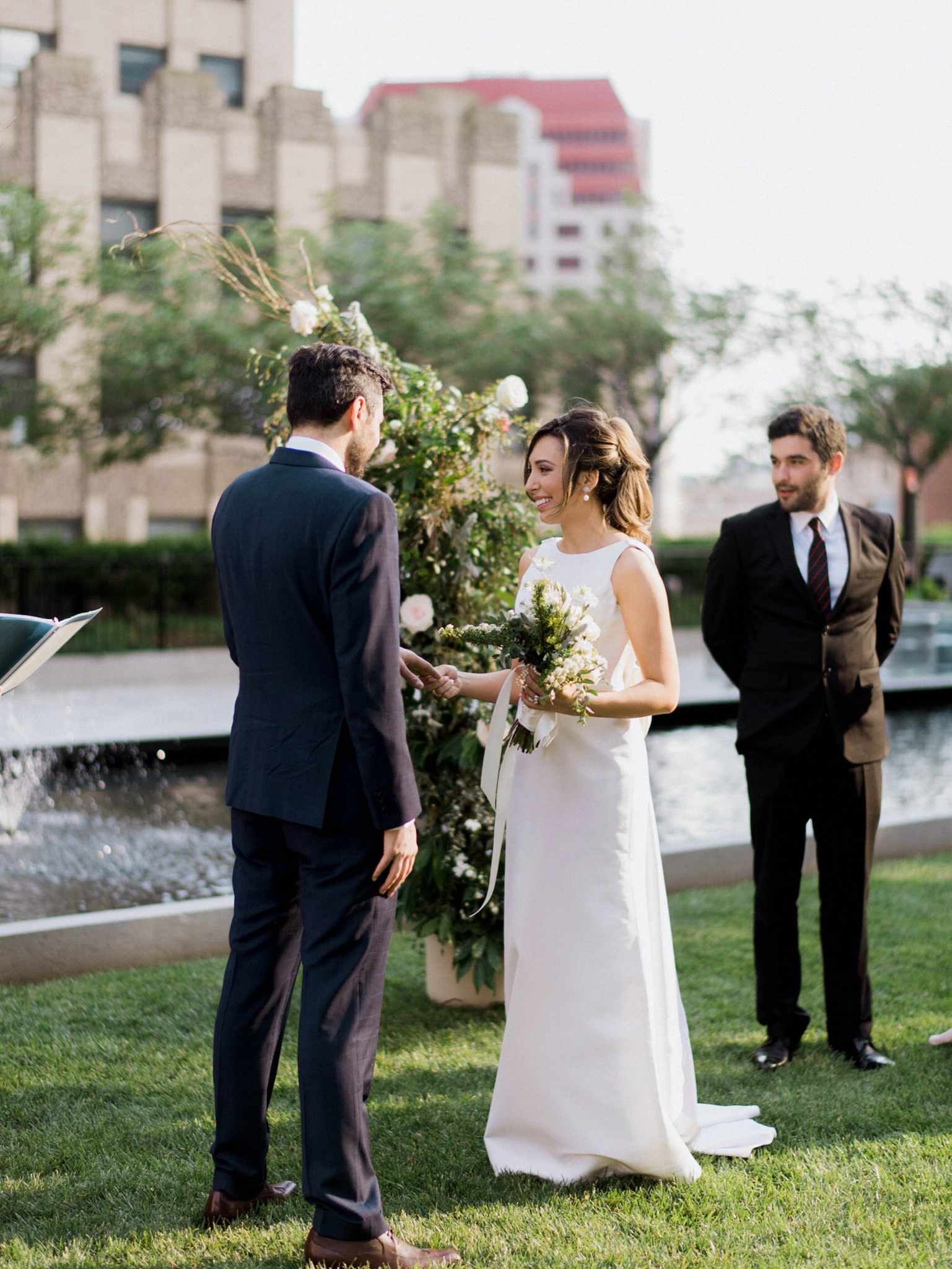 Vie de Vic | I Planned My Own Wedding and This is What I Learned | viedevic.com | Photo: Renee Hollingshead