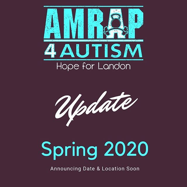 📢 E V E N T  U P D A T E ⁣⁣ ⁣⁣ We are extremely lucky to have experienced so much momentum and community support with sponsors that we are working behind the scenes on some new things for our foundation, Autism Strong Foundation. ⁣⁣ ⁣⁣ With that, we are so excited to announce the 6th Annual AMRAP 4 AUTISM will take place in Charlotte in Spring 2020 {exact date and location coming soon}. For a while now we have felt the urge to move the event to the spring to be closer to Autism Awareness Month and felt now was the appropriate time to do so. ⁣⁣ ⁣⁣ We hope you will understand and still plan to participate in what we believe will be the biggest and best AMRAP yet!⁣⁣ ⁣⁣ B U T  W A I T‼️⁣⁣ ⁣⁣ AMRAP 4 AUTISM is still happening this fall in select states through our affiliate box hosts. We will be in Michigan, Indiana and Tennessee and we'd like to invite you to participate in a special opportunity.⁣⁣ ⁣⁣ Our Tennessee AMRAP event is going to be hosted at CrossFit Mayhem, owned by 4-time Crossfit Games Men's Champion, Rich Froning. The event will be on Saturday, September 14th and registration is now open. We have a lot of Charlotte AMRAP athletes planning to attend and invite you to join us. Event details, information and registration can be found here: give.amrap4autism.com/crossfitmayhem⁣⁣ ⁣⁣ We appreciate your continued support of our event and hope you understand our need to make some shifts and will be patient with us while we embrace the mayhem. 😉😉⁣⁣ ⁣⁣ Questions? Drop them in messenger or the comments below ⬇️⁣ ⁣ ⁣  #amrapworkout #amrap4autism #amrap2020 #autismstrongfoundation #autismstrong #a4a #clt #charlottenonprofit #charityworkout #charitywod #crossfit #crossfitcomp #partnerwod #autismawareness #differentnotless💙