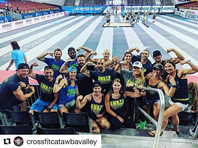 How we measure success...making an impact on a community. Bringing awareness, hope, strength, and love for autism. We are constantly humbled by this @Crossfit community. @crossfitcatawbavalley you are amazing people. ❤️❤️❤️ Thank you. #amrap4autism @crossfitmayhemfreedom #crossfitgames2019 #autism #bestofCLT @autismstrongfoundation