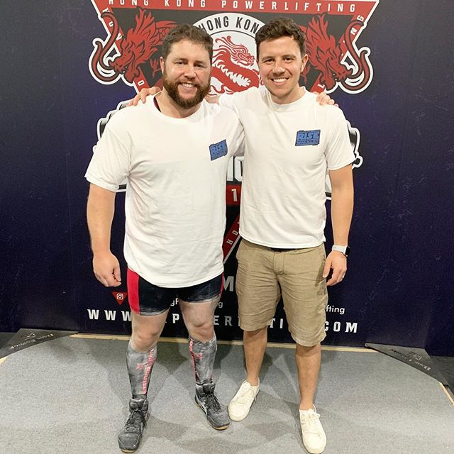 Congratulations to friend and athlete @wnalkhk for your victory at @hongkongpowerlifting this weekend. PB's in squat and deadlift for a total of 716kg (Squat 266kg, Bench 190kg & Deadlift 260kg). Hard work and dedication pays off...next stop Shanghai 👊🏻