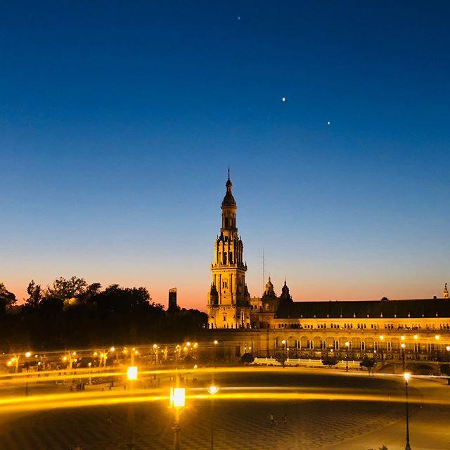 Thank you #Sevilla ❤️