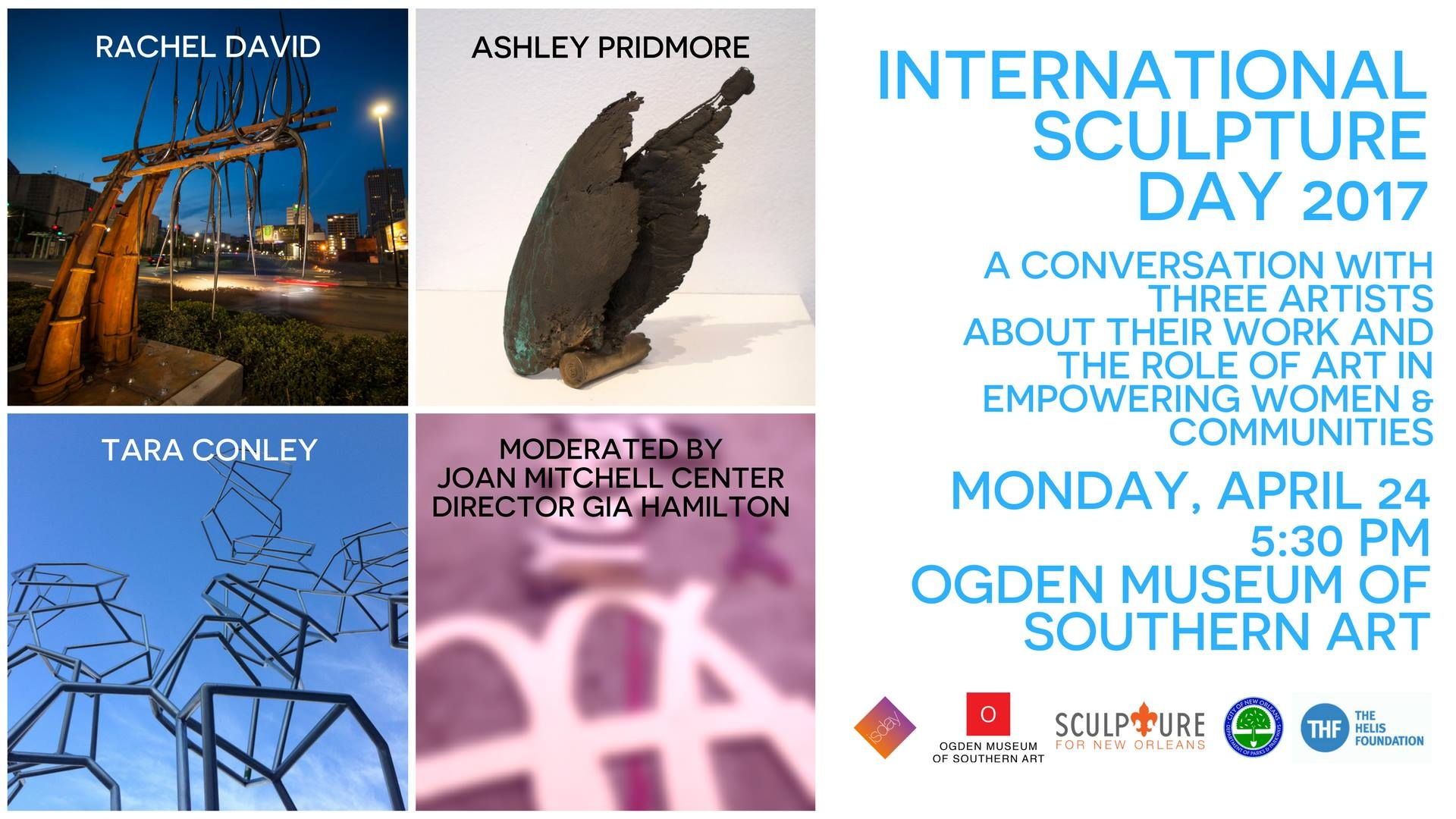 International Sculpture Day