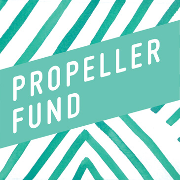 Threewalls Propellor Fund Juror