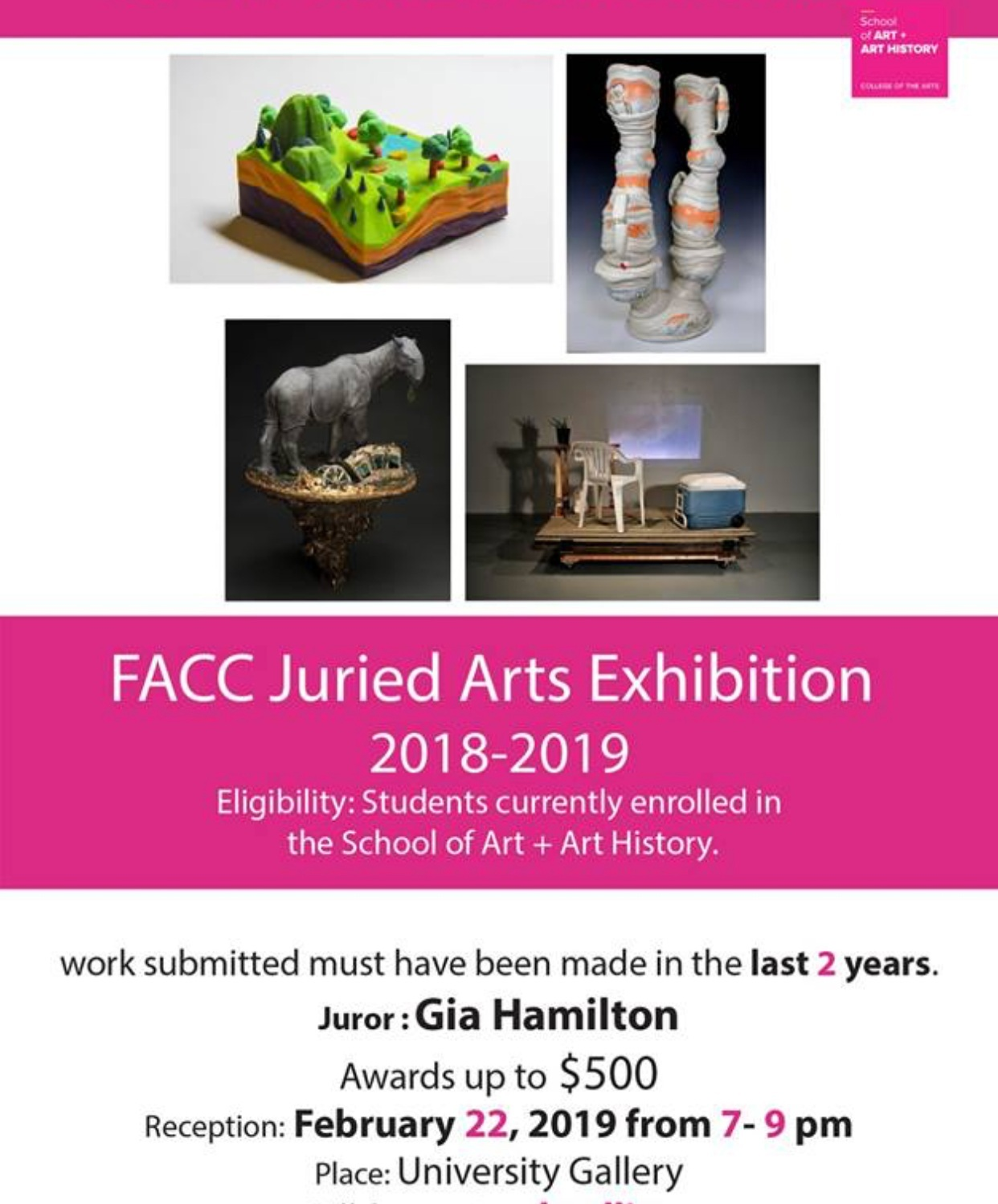 FACC Juried Arts Exhibition