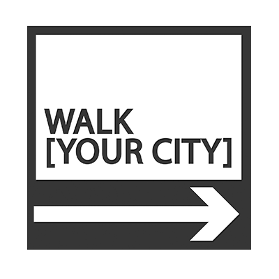 Kickstarter Prize Notebook   Bound worked with Walk Your City to deliver branded notebooks to backers of the urban wayfinding platform's successful kickstarter campaign.