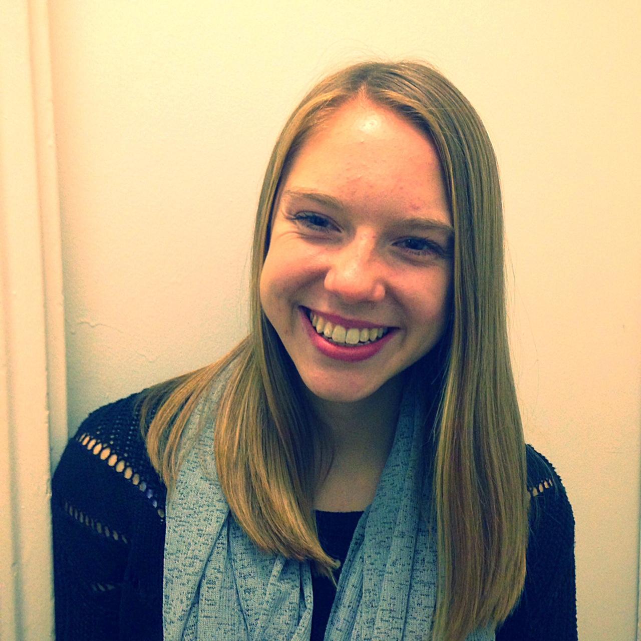 Jessica Oliphant, Outreach Intern
