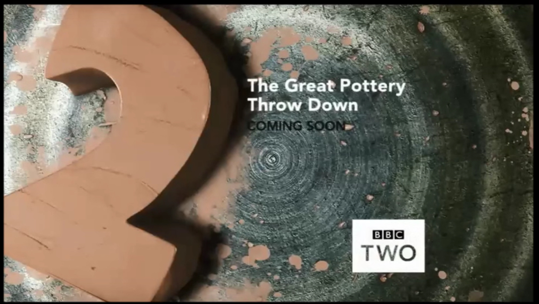 'The Great Pottery Throw Down' is back for a third series and I can not wait to watch.