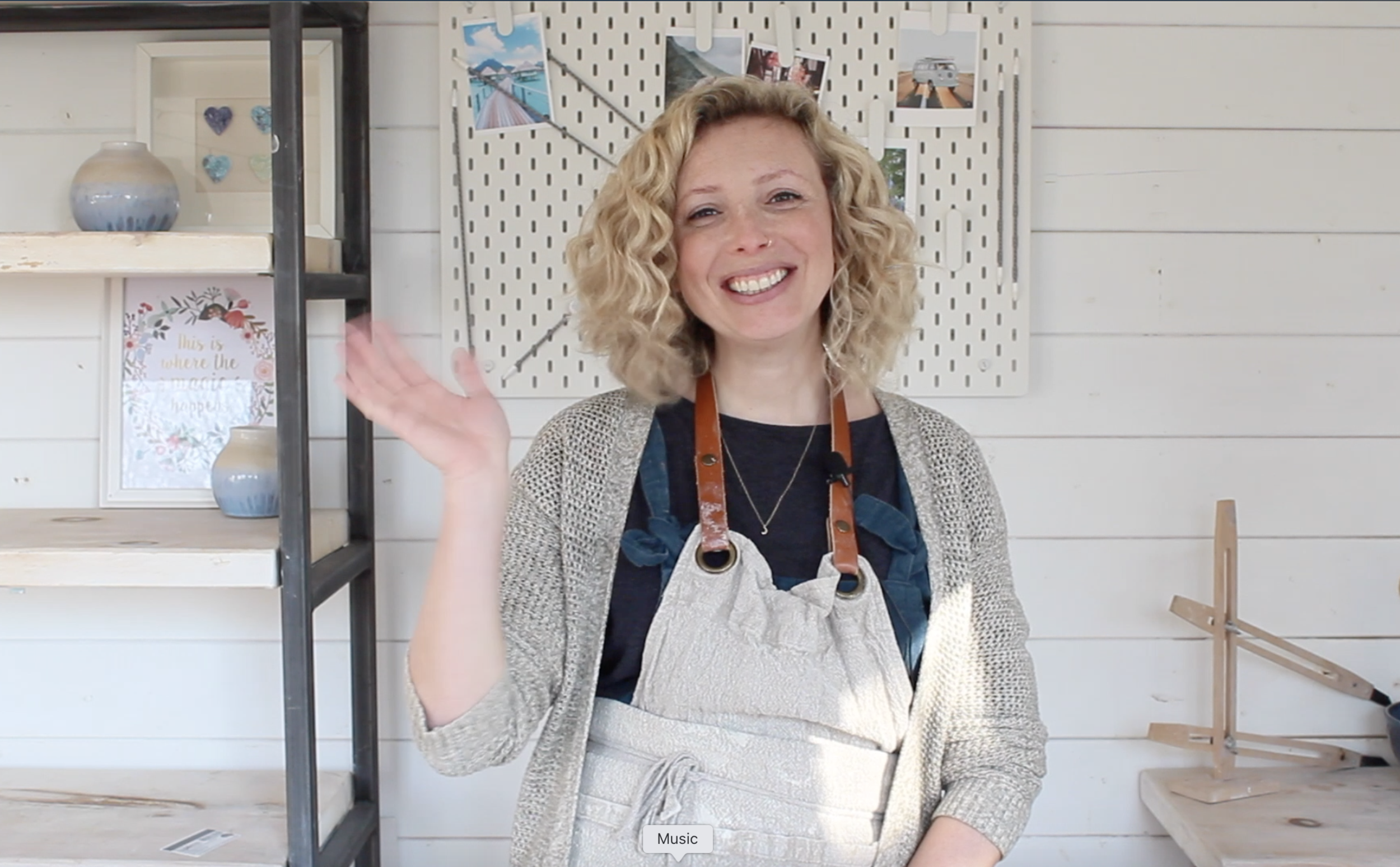 Ceramic Spoon Tutorial Learn How To Make Pottery Spoons Kara Leigh Ford Ceramics
