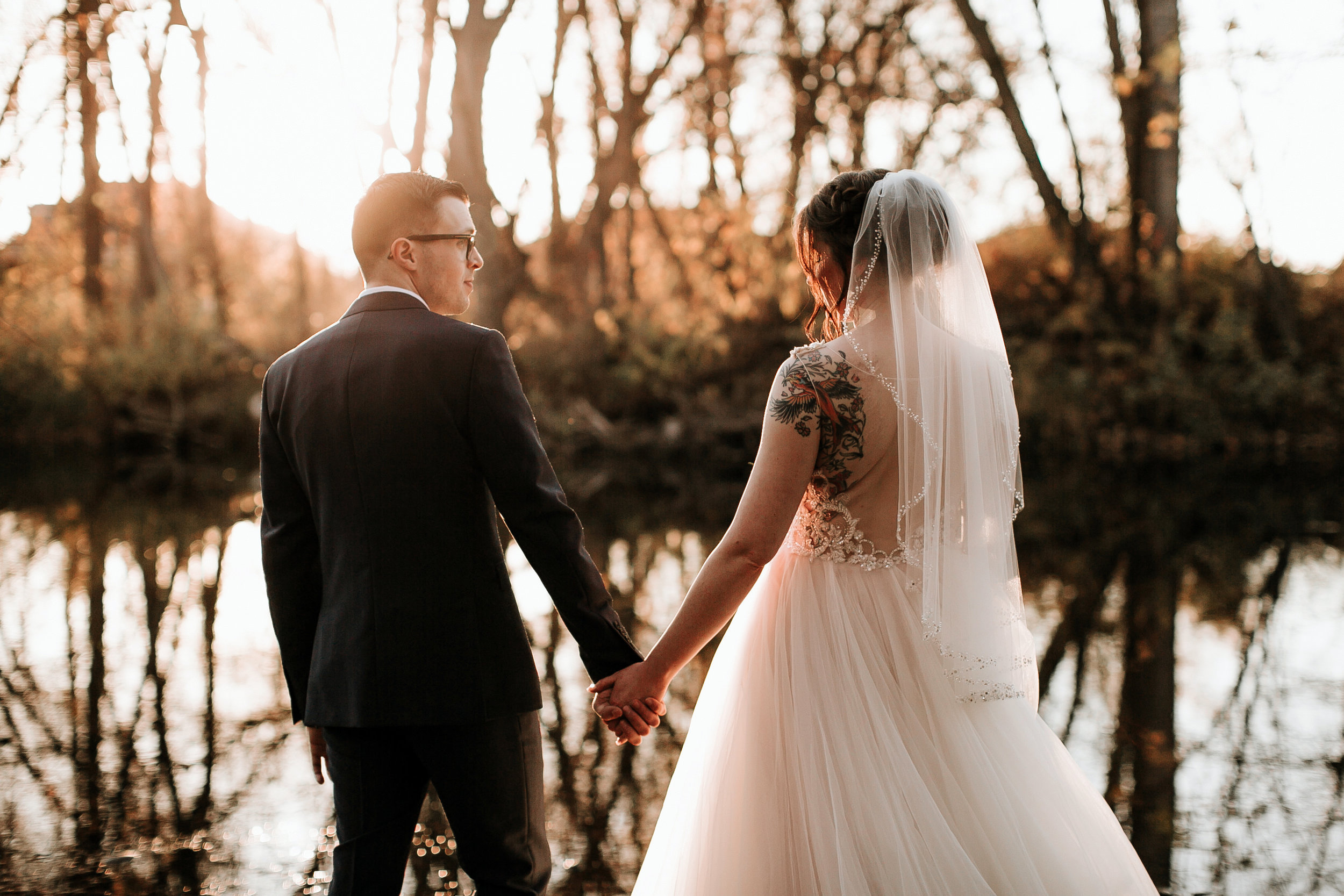 Boise, Idaho Wedding  Ian and Georgina tie the knot.