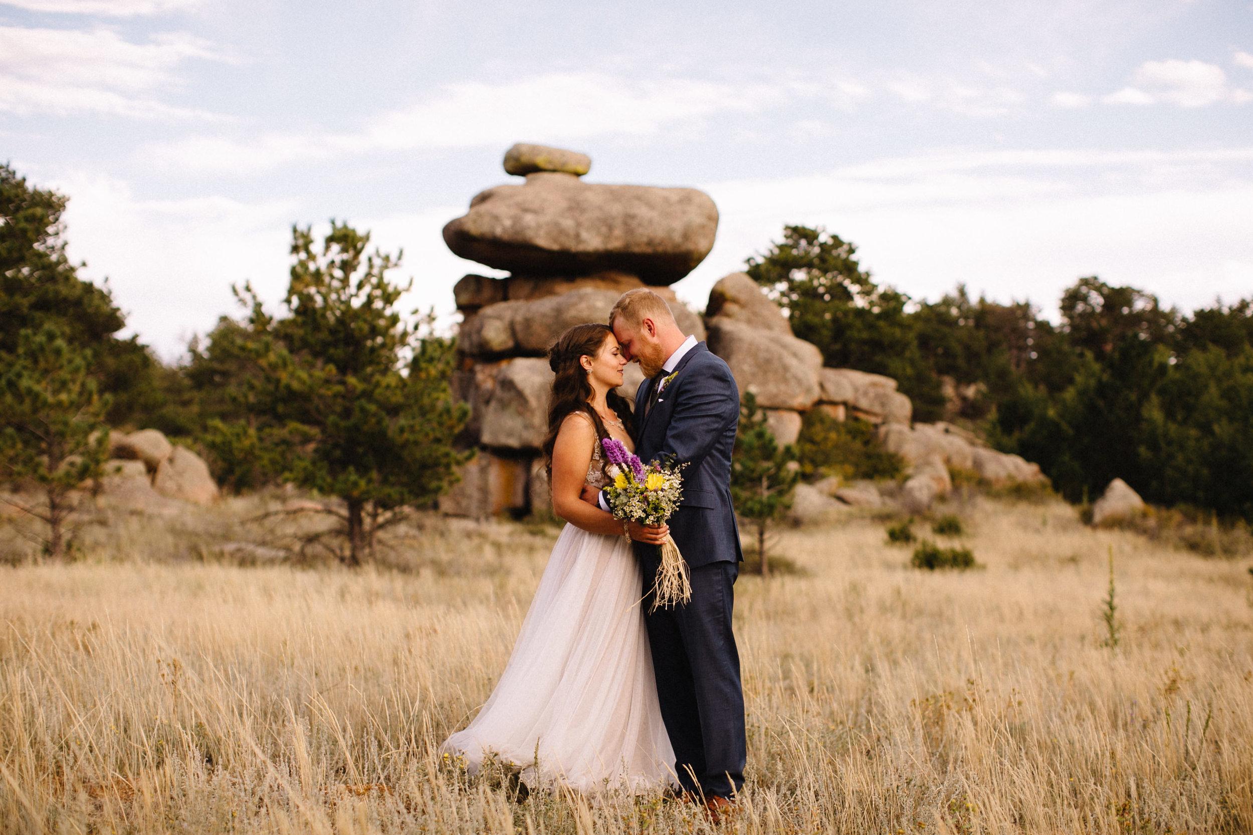 Liz Osban Photography Vedauwoo Buford Wyoming Happy Jack Wedding Elopement Destination Small Forest Cheyenne Laramie Medicine Bow National Forest Portraits Sarah Taylor11.jpg
