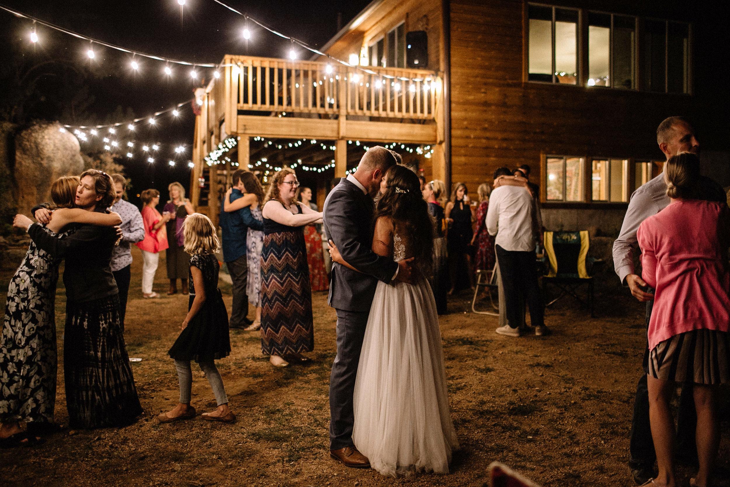 Liz Osban Photography Vedauwoo Buford Wyoming Happy Jack Wedding Elopement Destination Small Forest Cheyenne Laramie Medicine Bow National Forest Reception Belafuco's Pizza24.jpg