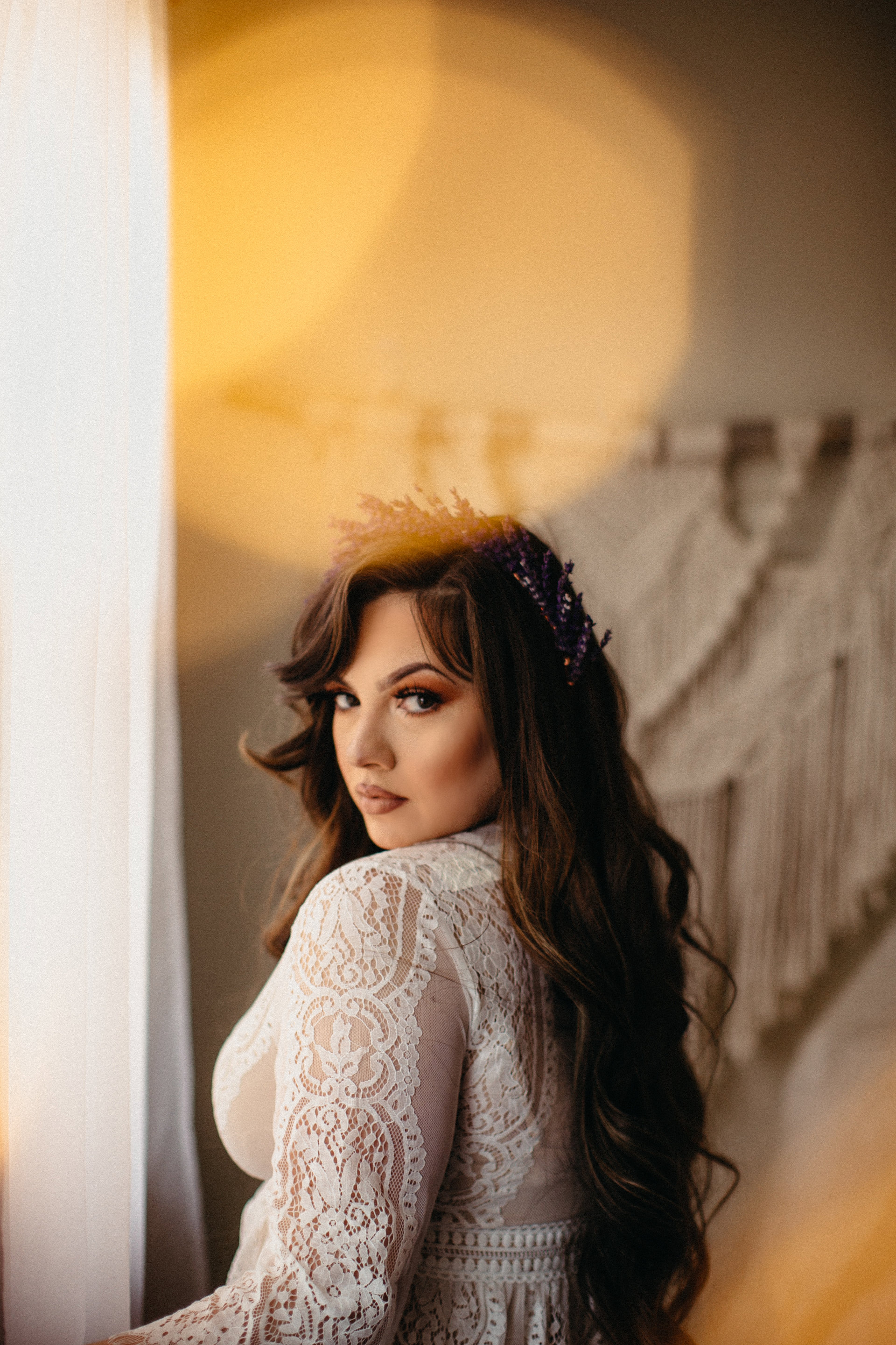 Liz Osban Photography Boudoir Sweetheart Sessions Session Tavae Hurtado pinup Cheyenne Wyoming Ft Collins Colorado Self Love Flower Crown Wedding Elope Eloping Elopement Engaged Gift2.jpg