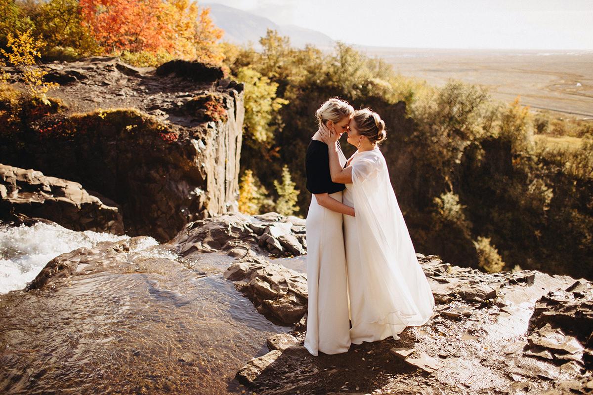 Iceland photographer elopement Vatnajökull National Park Svartifoss Waterfall Wedding Destination Eloping elope photoshoot marriage lgbt engagement adventure icelandic Vik Skogafoss Jokulsarlon1.jpg