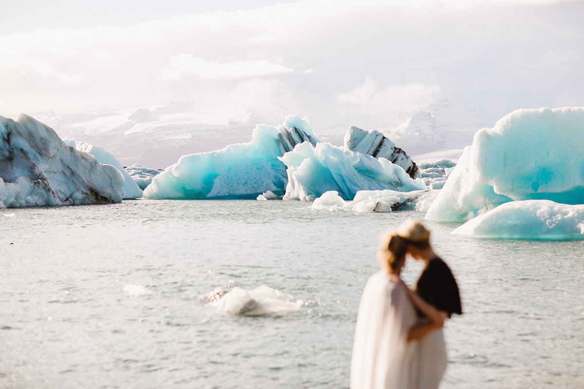 Iceland photographer elopement Jökulsárlón Glacier Lagoon Iceberg Black Diamond Beach Ice Ice Cave Seals Vatnajökull National Park Svartifoss Waterfall Wedding Destination Eloping elope photoshoot marriage icelandic Vik Skogafoss 2.jpg