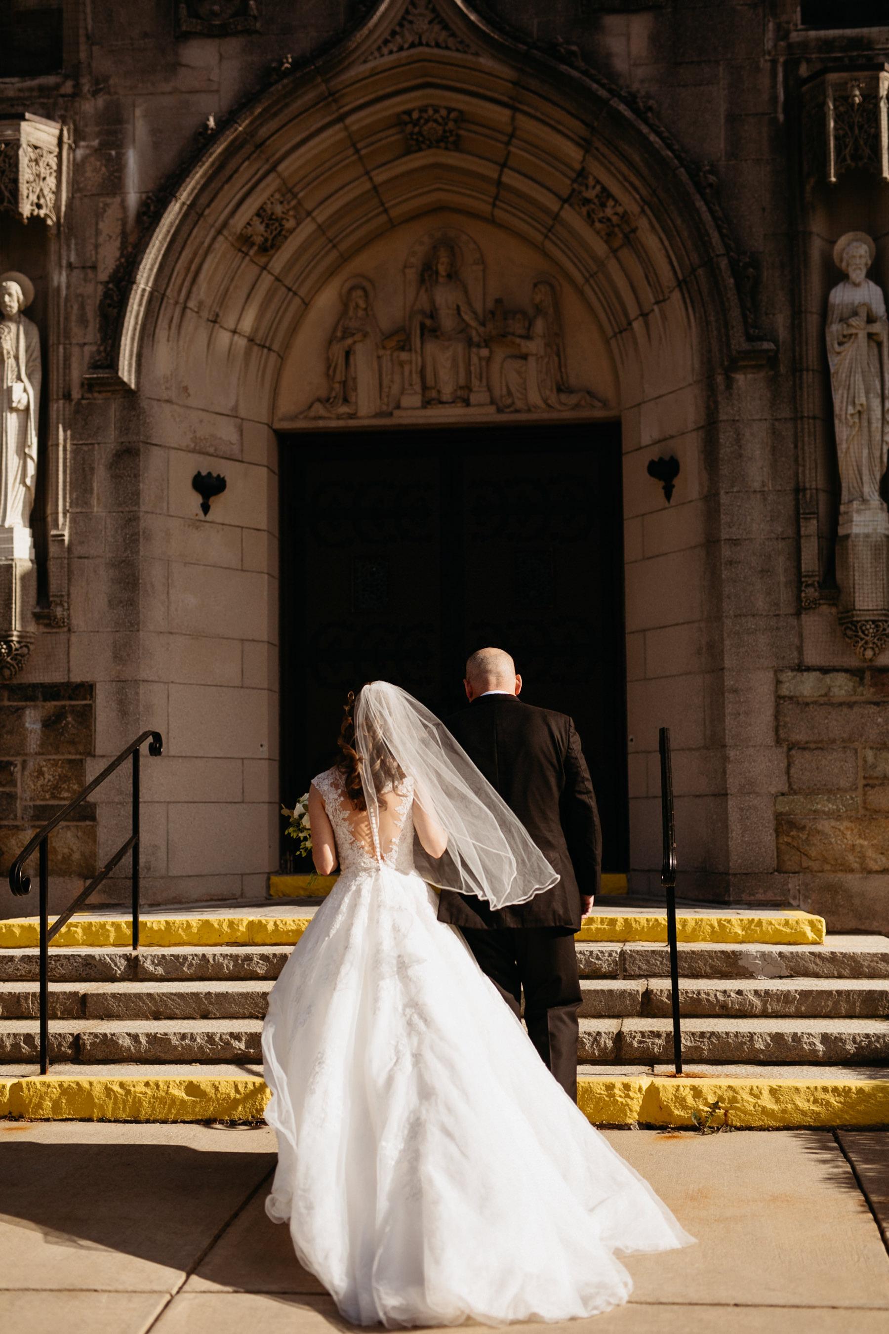 Quincy Ma Massachusetts Wedding Dedham Boston Granie Links Wedding New England Catholic Cathedral Liz Osban Photography 31.jpg