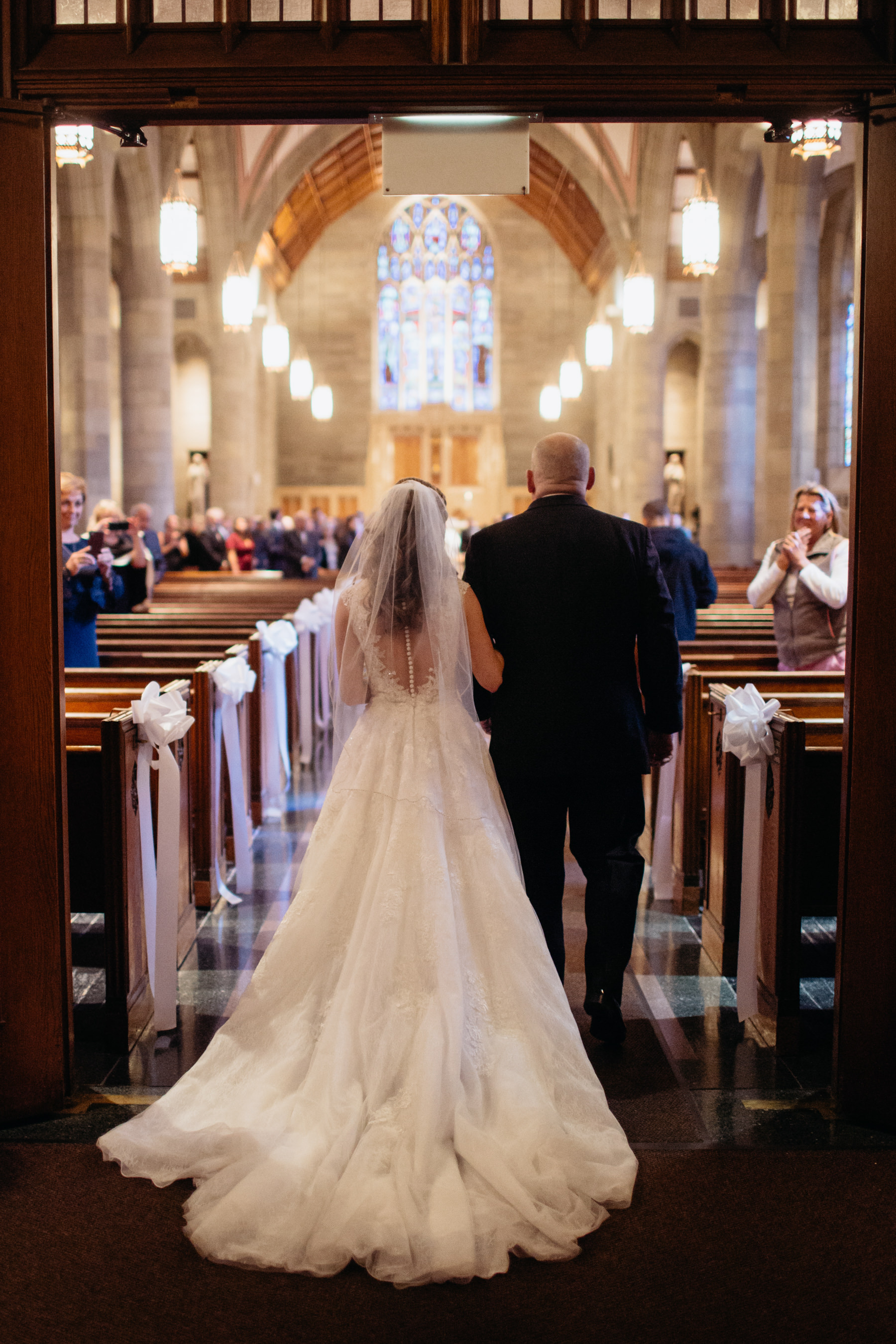 Quincy Ma Massachusetts Wedding Dedham Boston Granie Links Wedding New England Catholic Cathedral Liz Osban Photography 35.jpg