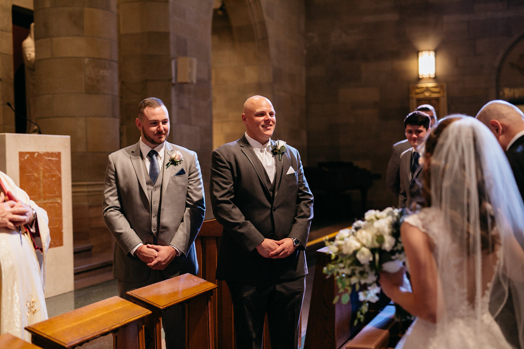 Quincy Ma Massachusetts Wedding Dedham Boston Granie Links Wedding New England Catholic Cathedral Liz Osban Photography 39.jpg