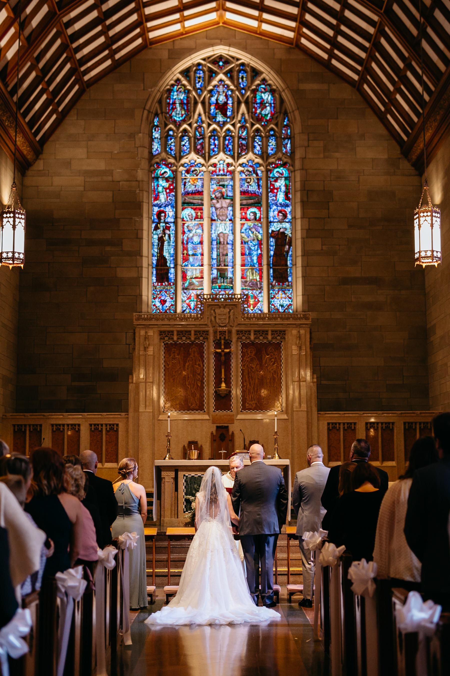 Quincy Ma Massachusetts Wedding Dedham Boston Granie Links Wedding New England Catholic Cathedral Liz Osban Photography 42.jpg