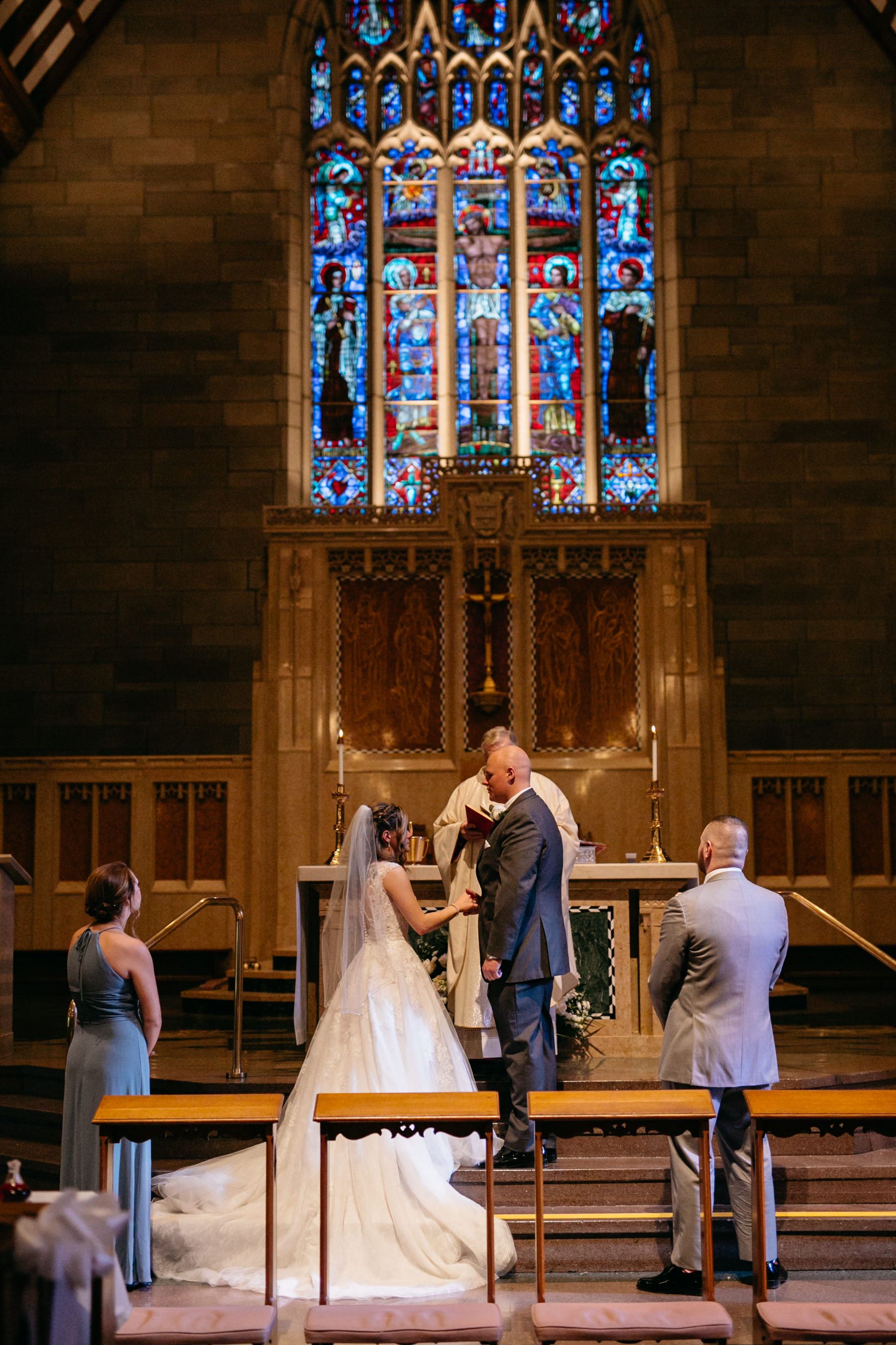 Quincy Ma Massachusetts Wedding Dedham Boston Granie Links Wedding New England Catholic Cathedral Liz Osban Photography 48.jpg