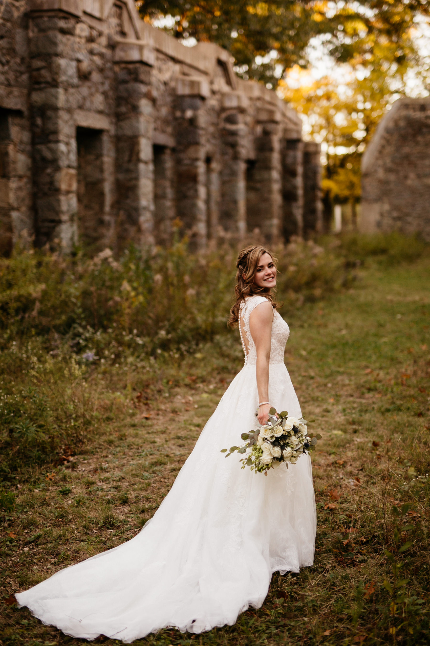 Quincy Ma Massachusetts Wedding Dedham Boston Granie Links Wedding New England Catholic Cathedral Liz Osban Photography 75.jpg