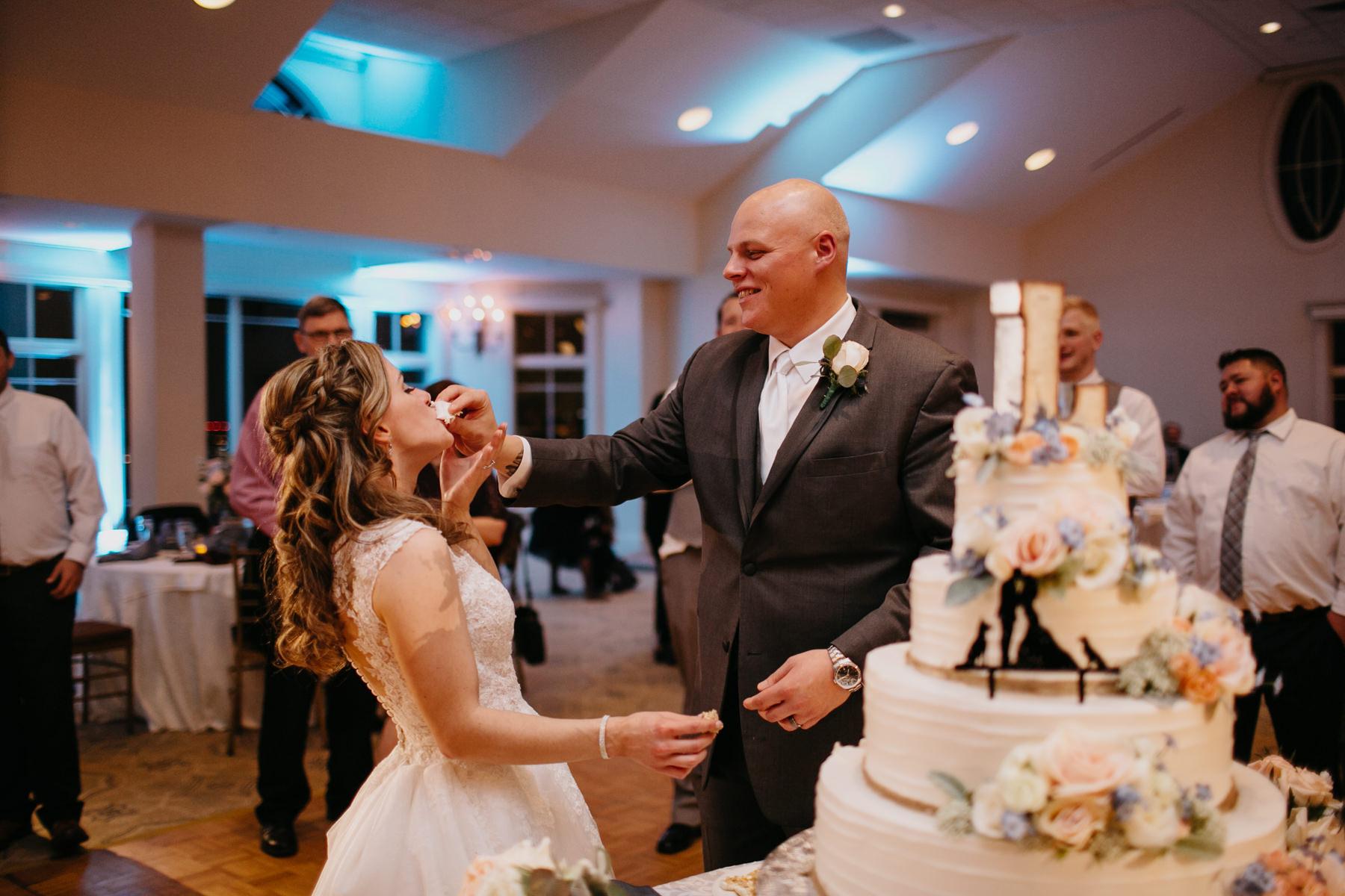 Quincy Ma Massachusetts Wedding Dedham Boston Granie Links Wedding New England Catholic Cathedral Liz Osban Photography 110.jpg