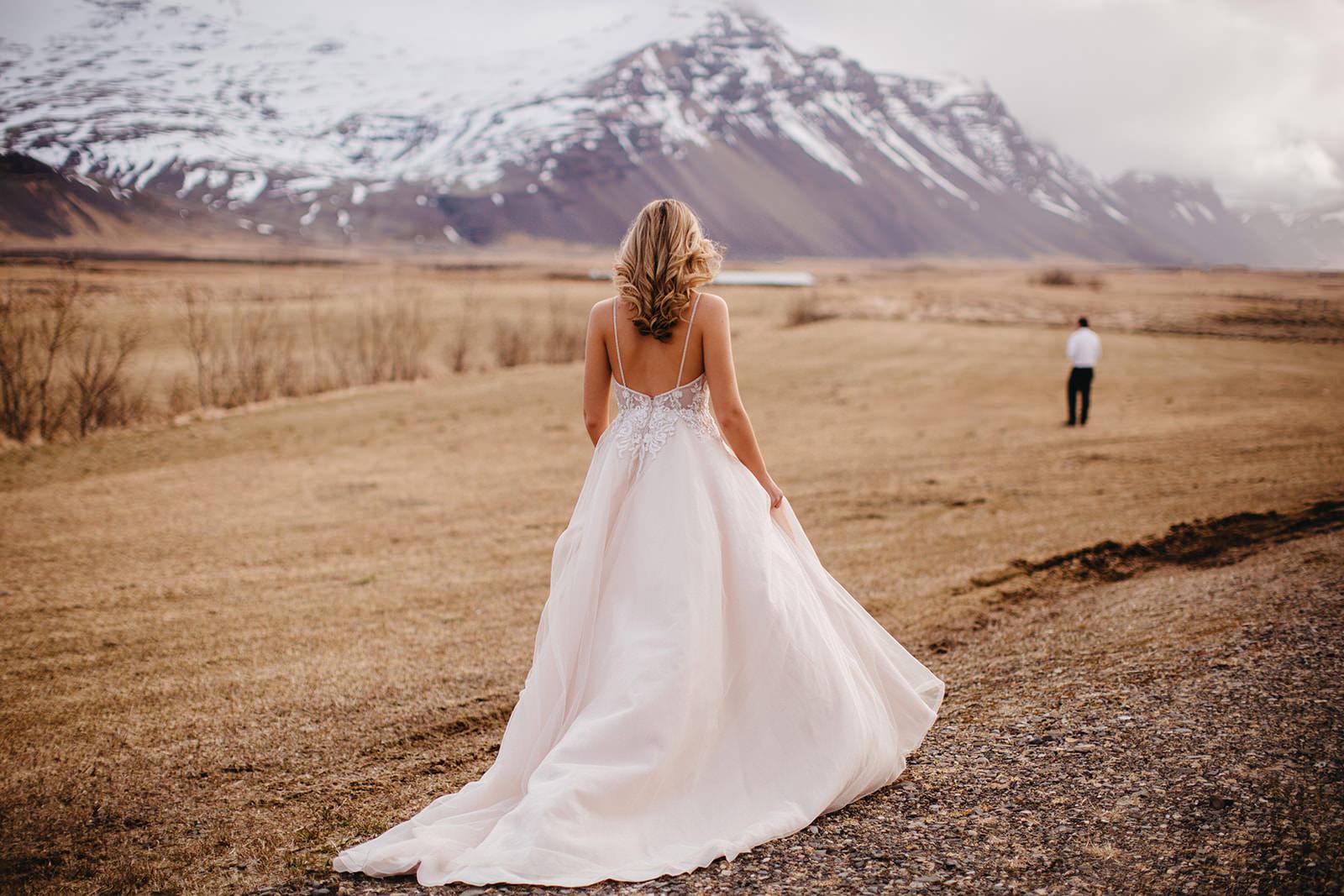 Icelandic Iceland Elopement Wedding Elope Photographer Eloping Reykjavík Vik Black Sand Beach Jökulsárlón Skogafoss Waterfall Vestrahorn Mountain Liz Osban Photography Destination 14.jpg