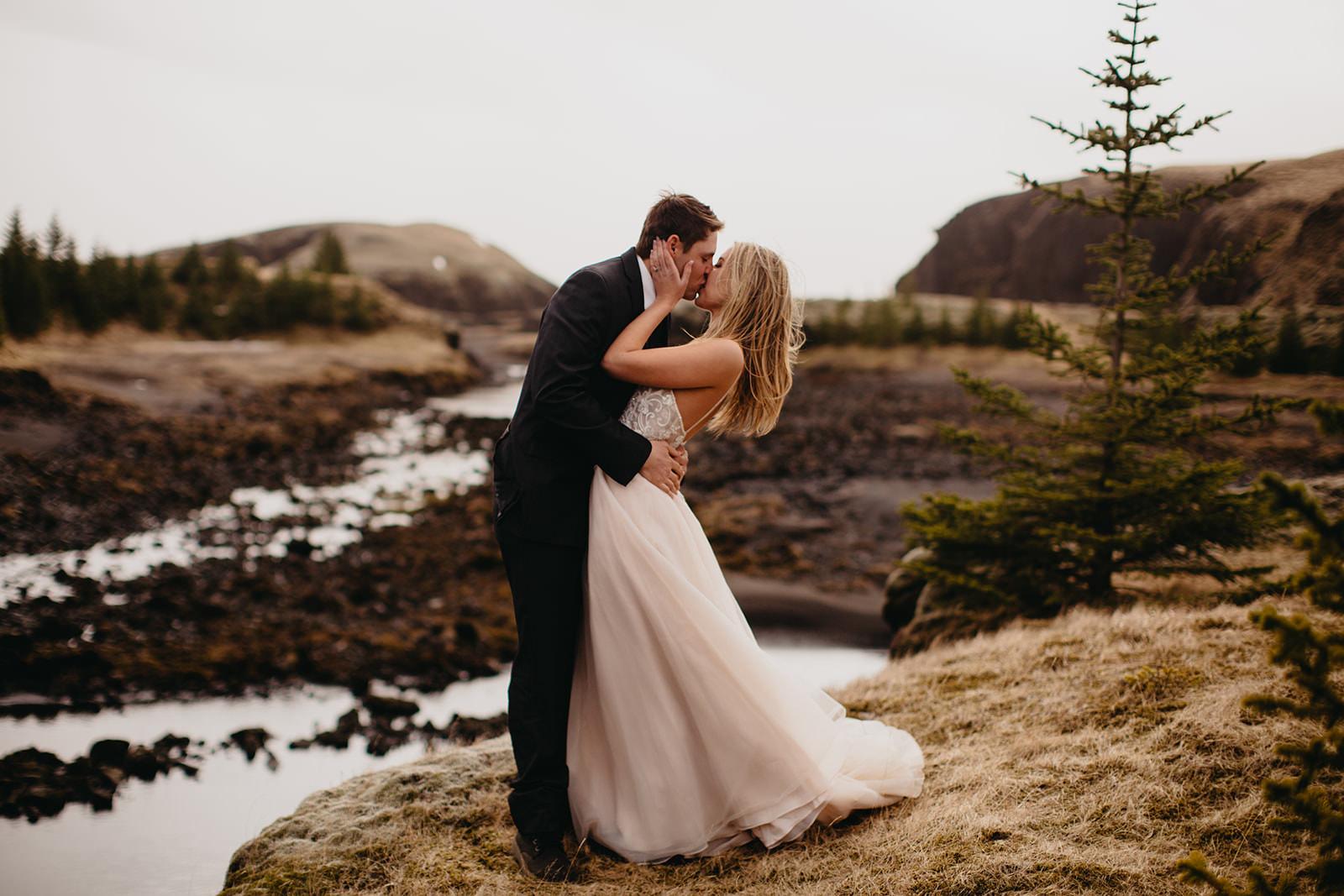 Icelandic Iceland Elopement Wedding Elope Photographer Eloping Reykjavík Vik Black Sand Beach Jökulsárlón Skogafoss Waterfall Vestrahorn Mountain Liz Osban Photography Destination 67.jpg