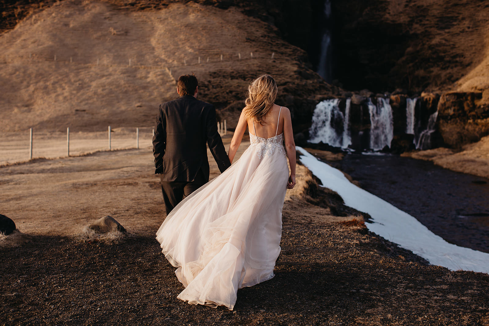 Icelandic Iceland Elopement Wedding Elope Photographer Eloping Reykjavík Vik Black Sand Beach Jökulsárlón Skogafoss Waterfall Vestrahorn Mountain Liz Osban Photography Destination 112.jpg