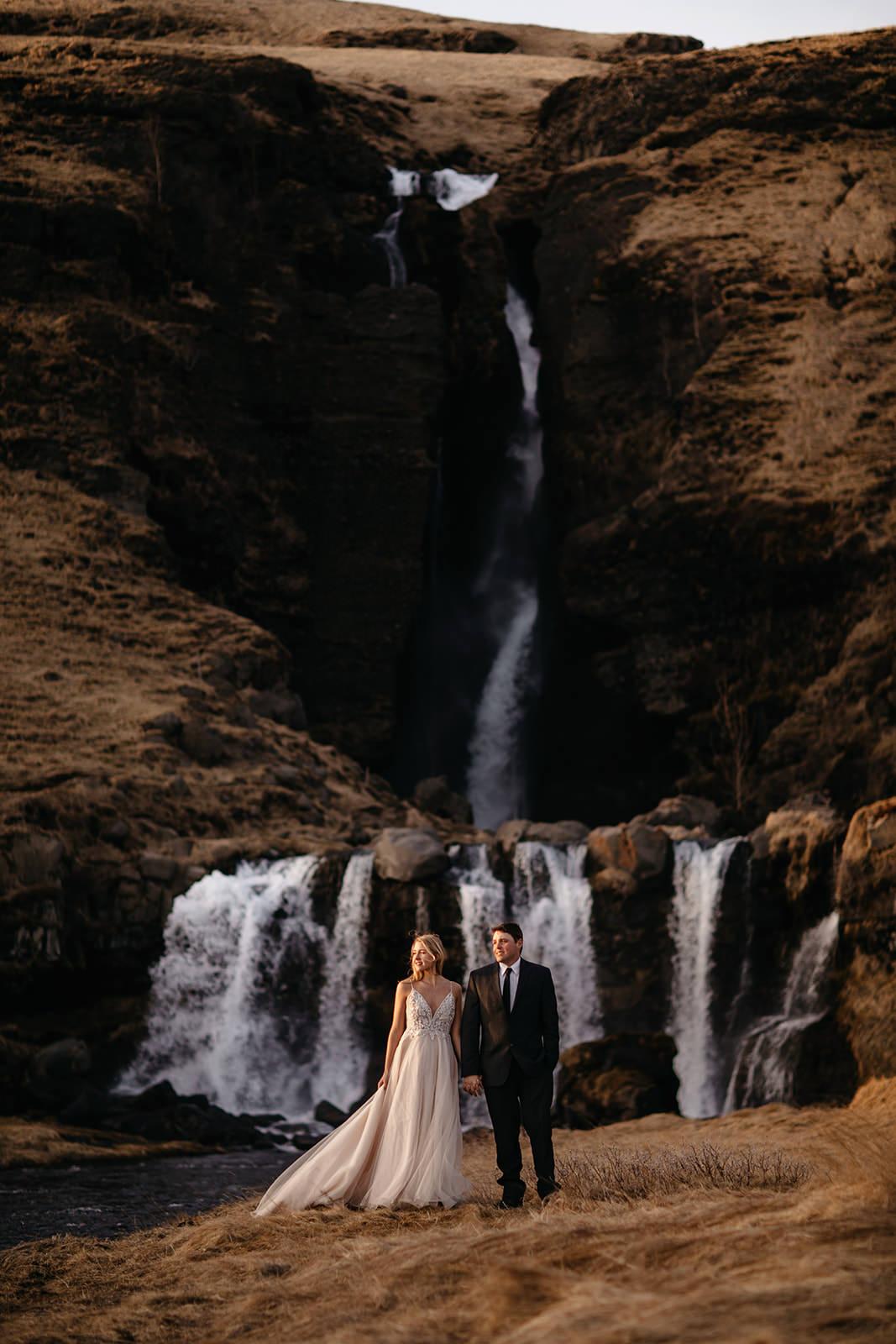 Icelandic Iceland Elopement Wedding Elope Photographer Eloping Reykjavík Vik Black Sand Beach Jökulsárlón Skogafoss Waterfall Vestrahorn Mountain Liz Osban Photography Destination 115.jpg