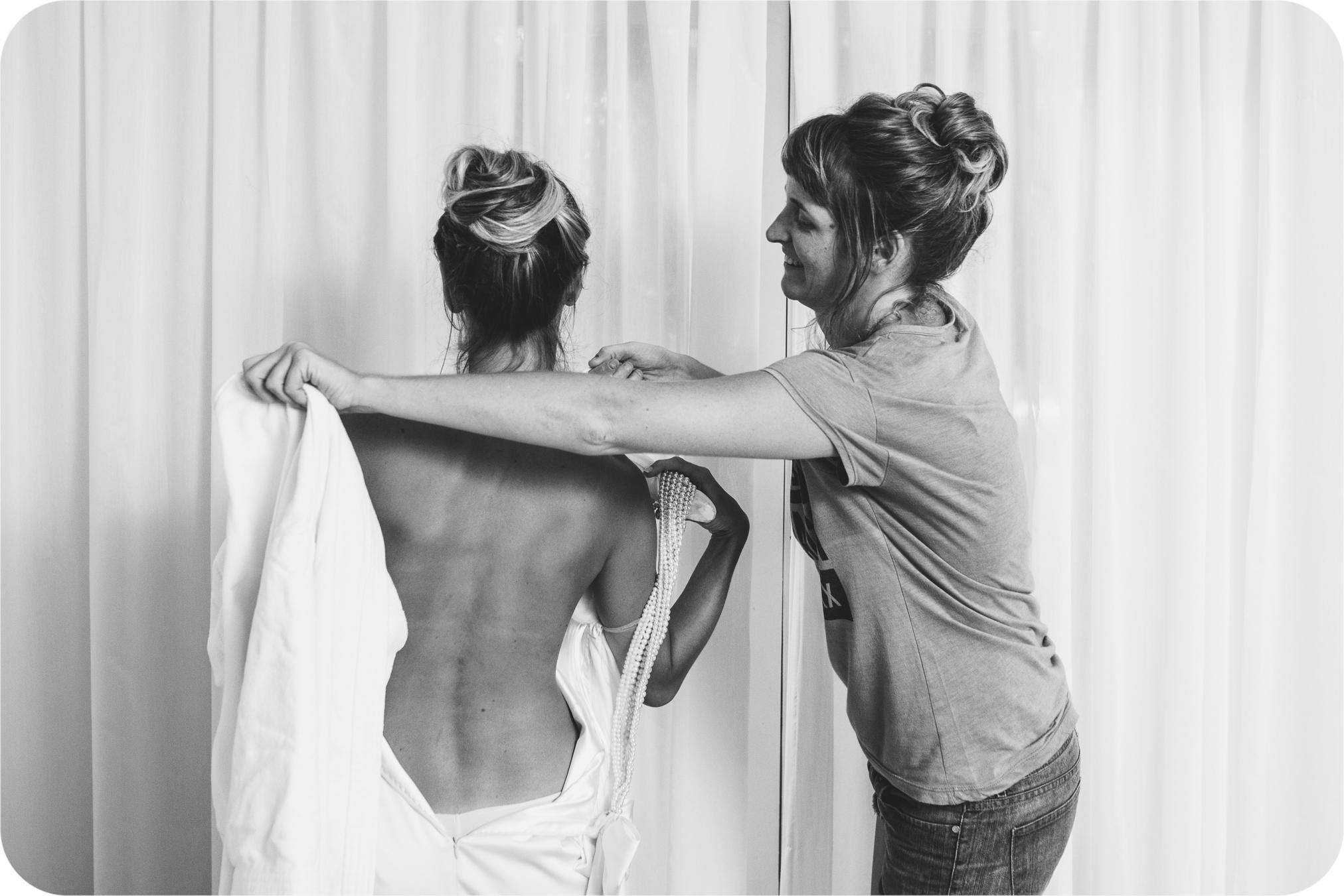 Novia al desnudo | Maxi Oviedo
