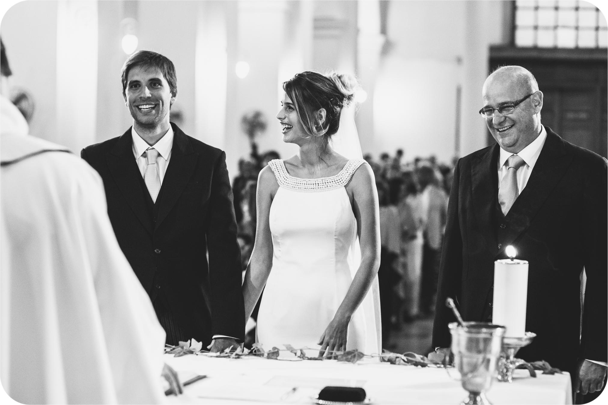 Ceremonia en Iglesia Catedral | Maxi Oviedo