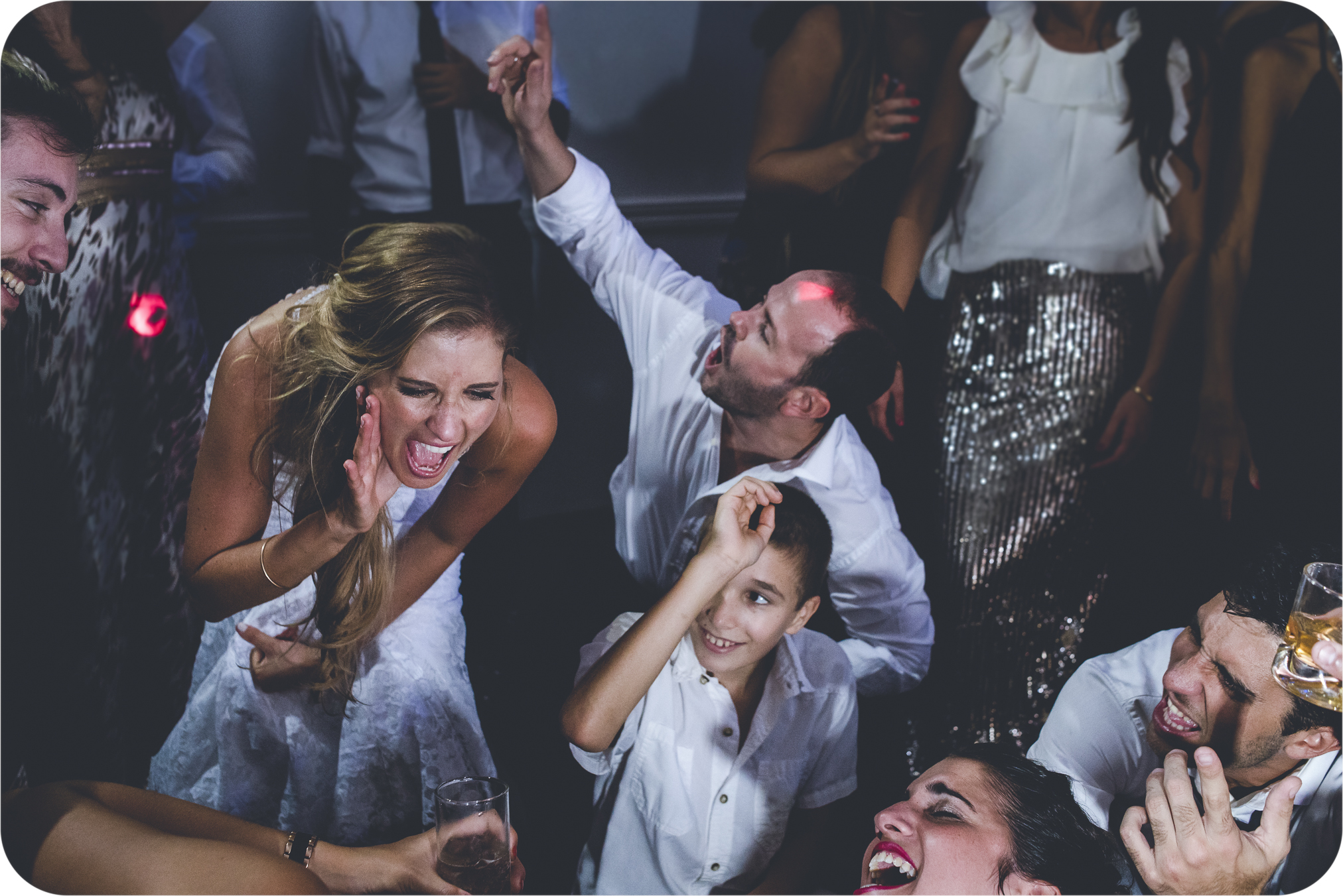 Casamiento en Salón Posta 36