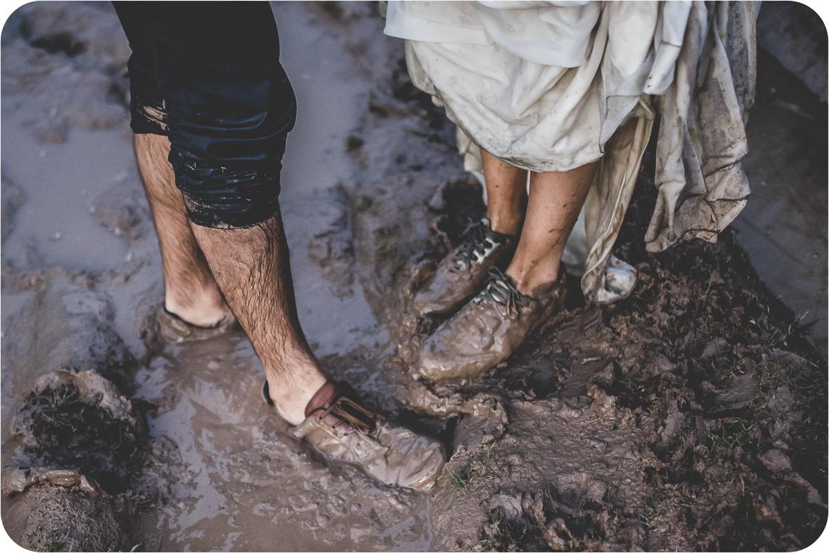 Trash the dress idea wedding photo | Maxi Oviedo