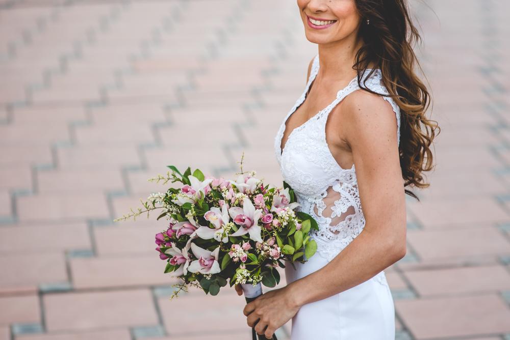 El ramo de la novia Mary Poggeti