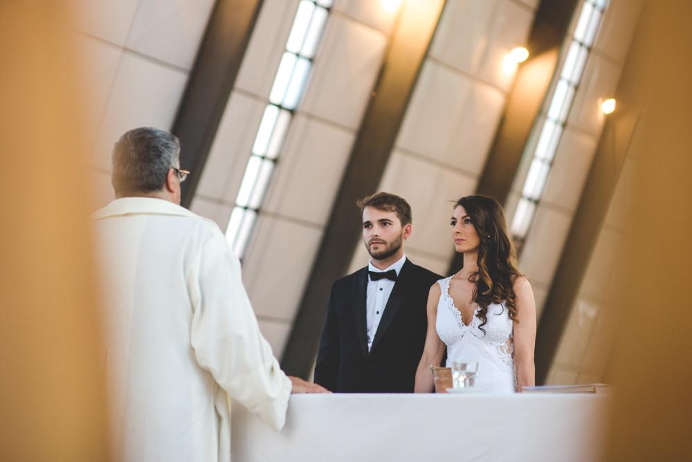 Ceremonia religiosa Iglesia Espíritu Santo