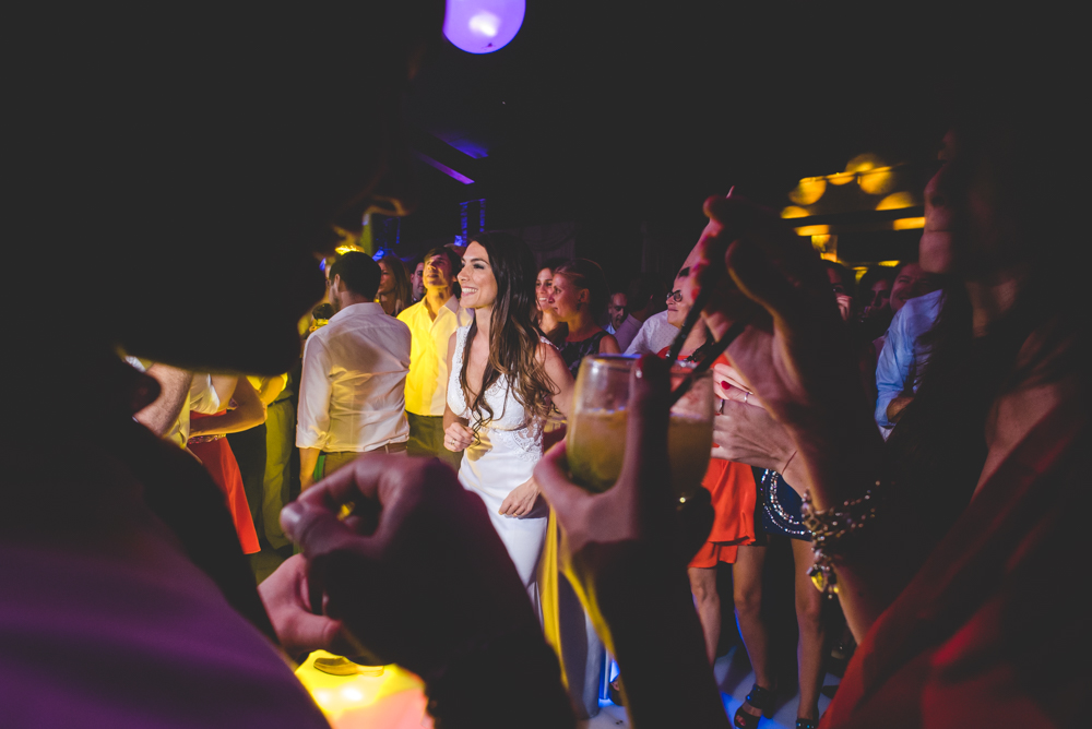 Fiesta de boda en Bahia Blanca