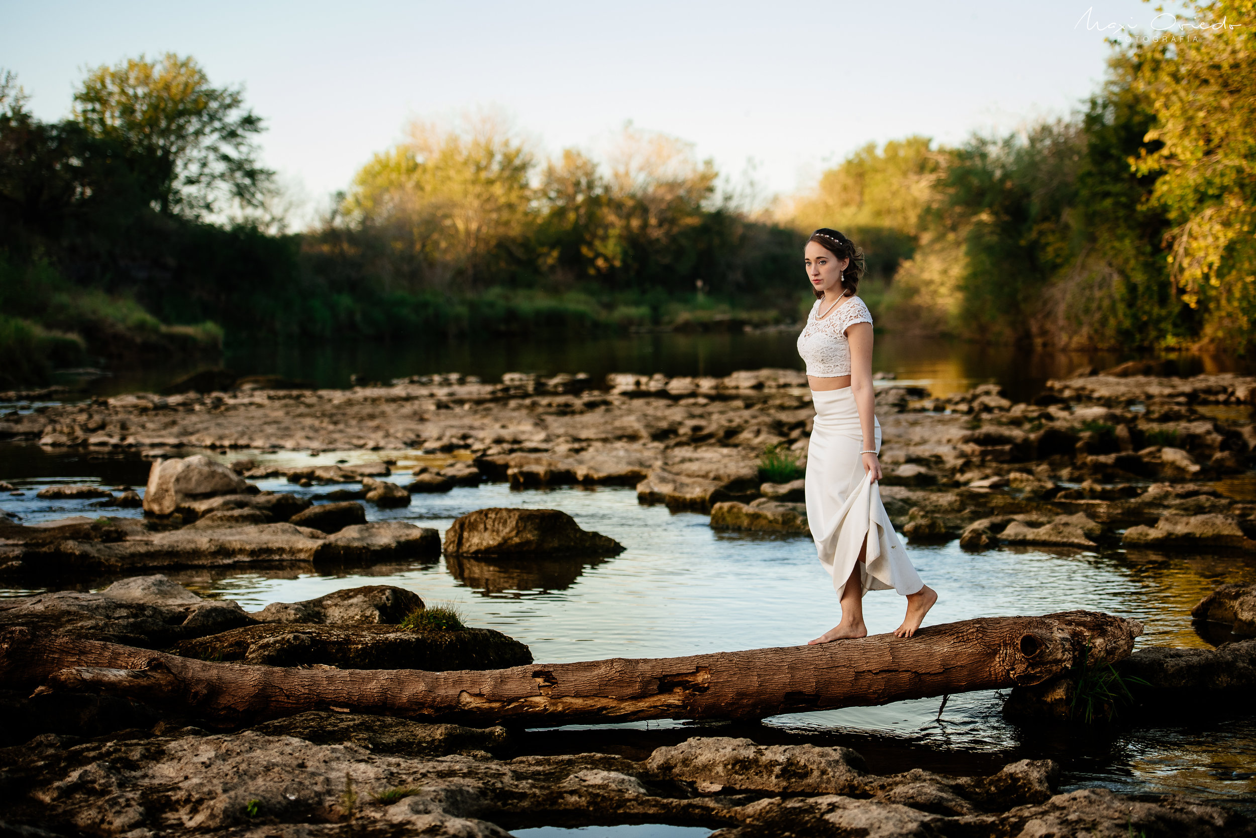 TRASH THE DRESS ROSARIO