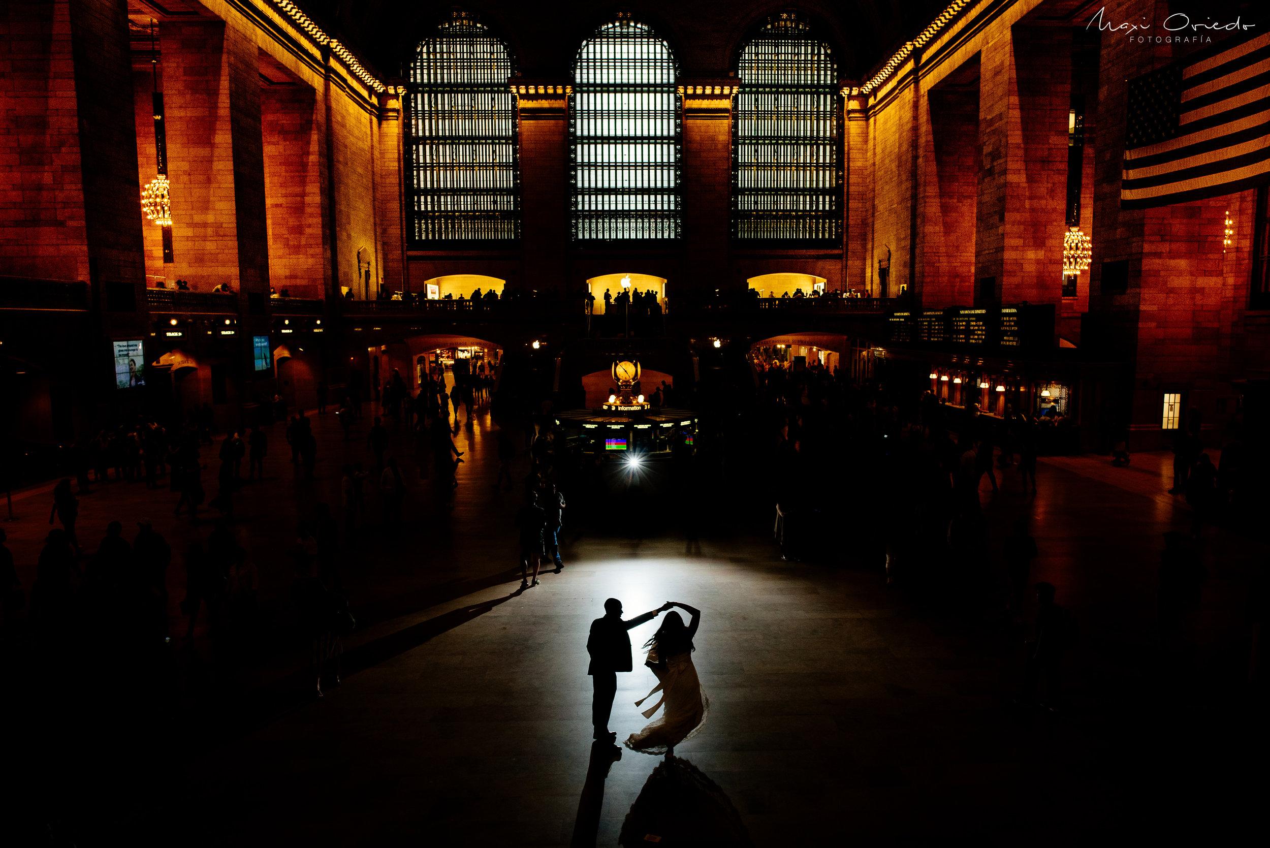SOFIA HAROLD TRASH THE DRESS NEW YORK