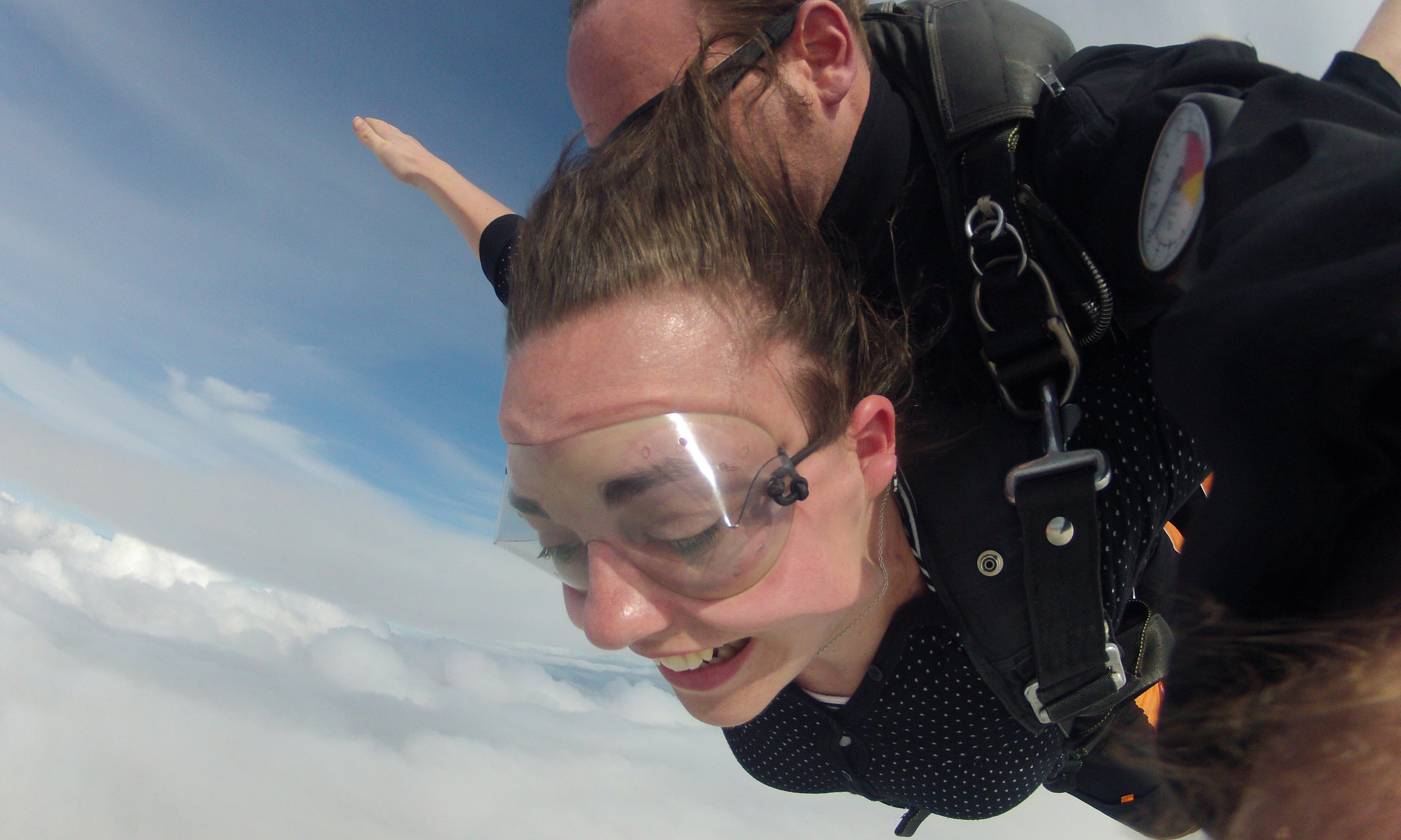 Skydiving, Goolwa 2013