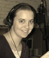 Recording studio, aged 15