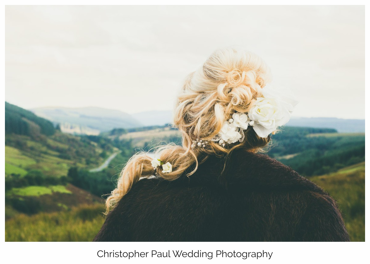 Christopher Paul Cardiff Wedding Photographers Do You Believe Bridal Brecon Styled shoot ideas 1