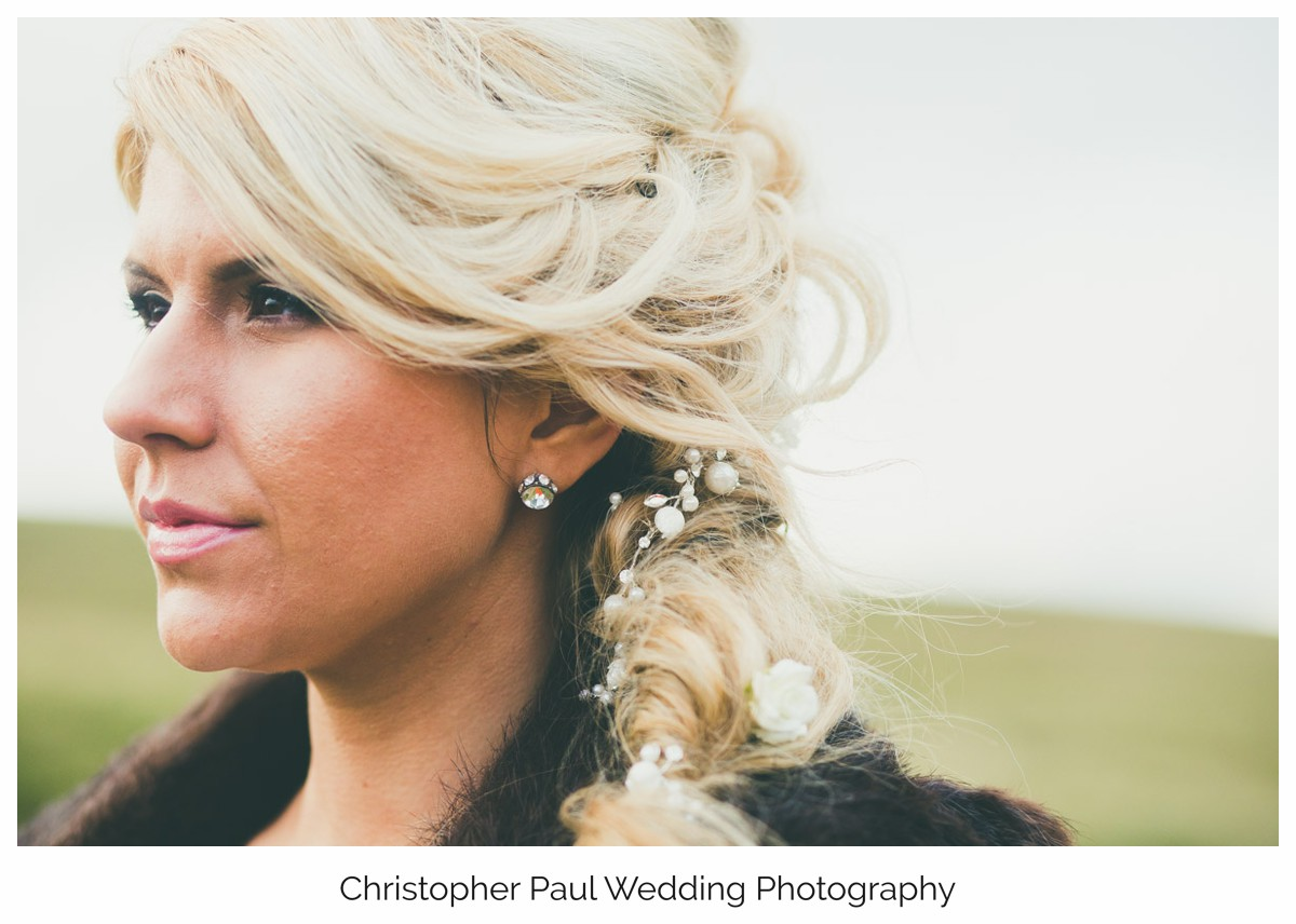 Christopher Paul Cardiff Wedding Photographers Do You Believe Bridal Brecon Styled shoot ideas. Hair and Makeup ideas