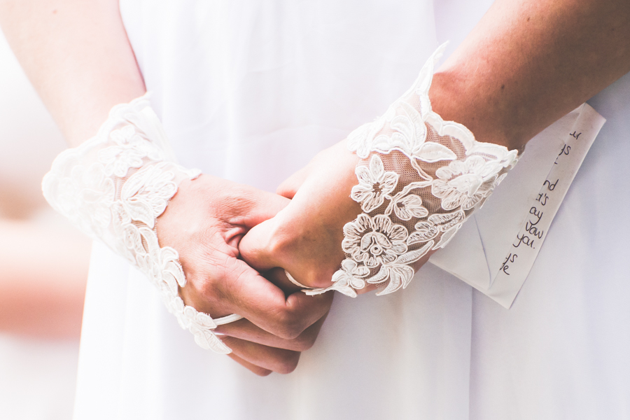 Cute Bridal Details at this welsh wedding in Brecon