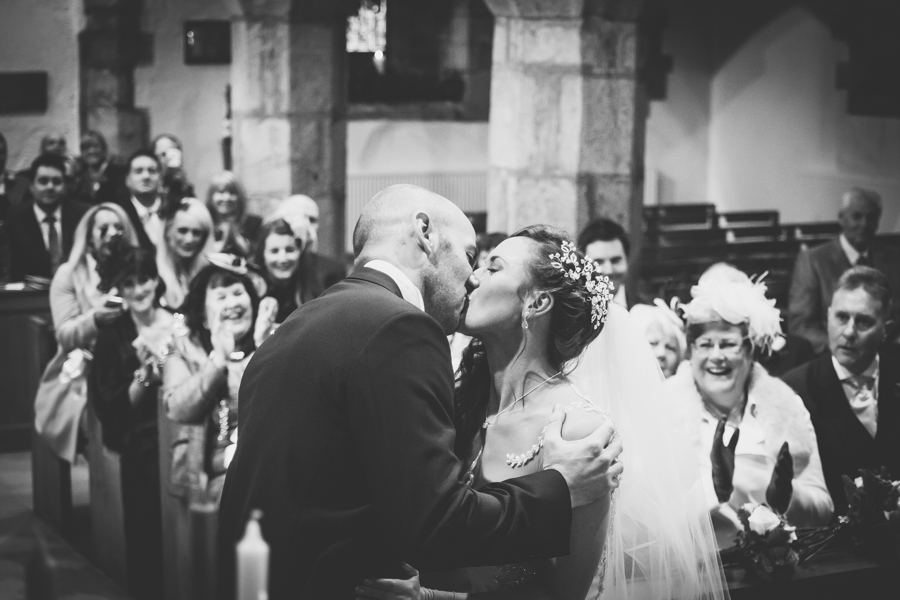 St Brides Wedding in west wales